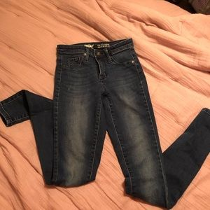 Mossimo High Rise Jegging - Size 00/24L